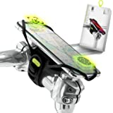 "Bone Collection PRO 4 (4ª Gen) Porta Cellulare da Bici per Attacco Manubrio - Compatibile Face ID, Telefoni da 4,7"" a 7,2"", U"