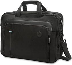 HP Legend Executive Topload Messenger 15.6-inch Laptop Bag with Shoulder Strap (Black)