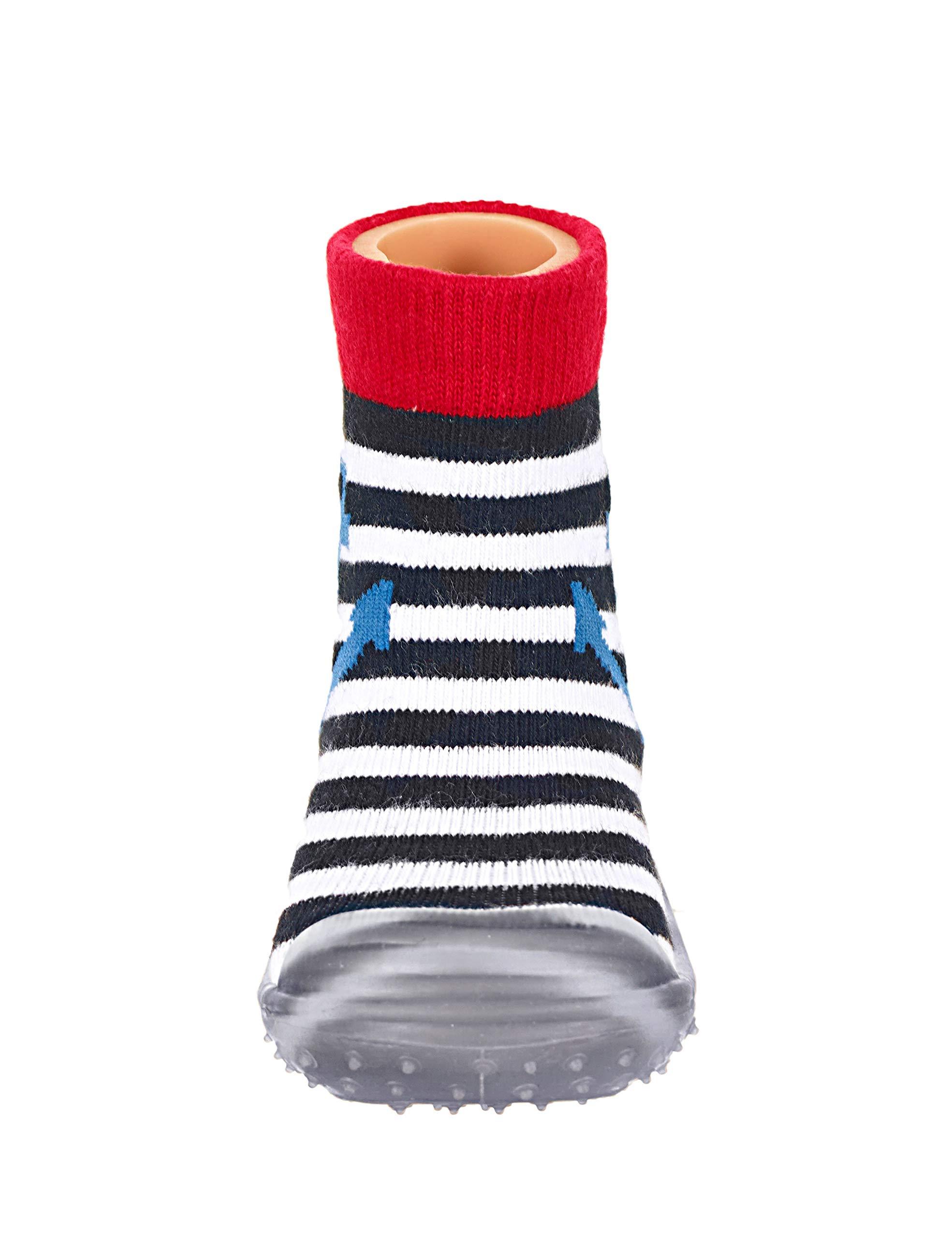 Sterntaler Adventure-Socks Anker, Zapatillas Impermeables para Niños 4