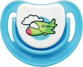 SILICONE PACIFIER STEP 2, AEROPLANE
