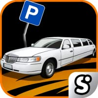 3D Limousine Parking Simulator