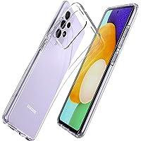 Spigen Cover Liquid Crystal Compatibile con Samsung Galaxy A52 5G e Compatibile Samsung Galaxy A52 4G LTE - Crystal…