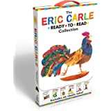 The Eric Carle Ready-to-Read Collection: Have You Seen My Cat?; The Greedy Python; Pancakes, Pancakes!; Rooster Is Off to See
