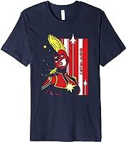 Marvel Captain Marvel Carol Danvers T-Shirt