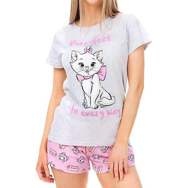 Disney Pijamas para Mujer Los Aristogatos: Amazon.es: Ropa
