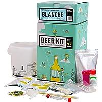 Saveur Bière - Kit de Brassage Débutant, Je Brasse ma bière Maison - 4L de bière - Idée Cadeau 100% découverte (Bière…