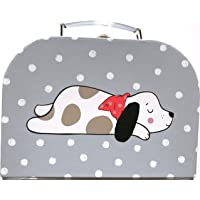 Sass & Belle Valisette pour enfant Valise pour poupée Mallette de rangement Valisette en carton disponible en 3 tailles…