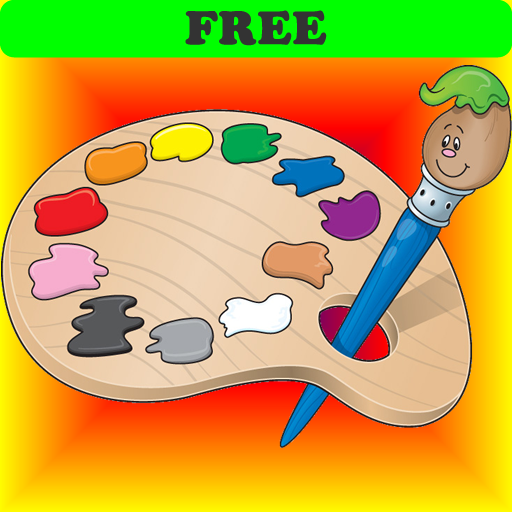 Malbuch für Kleinkinder FREE