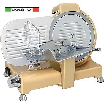 RGV 25 Special Edition Affettatrice, diametro 25 cm, colore avorio