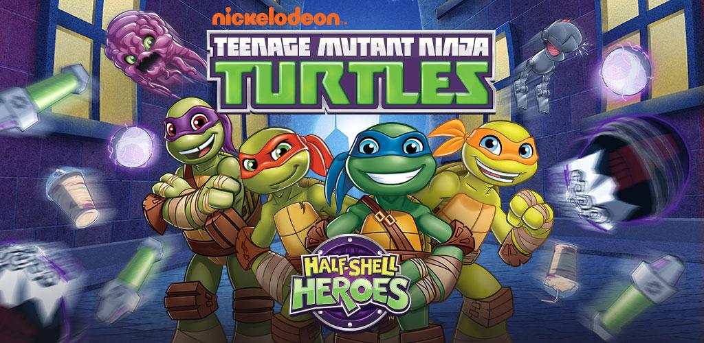 Image of Teenage Mutant Ninja Turtles: Half-Shell Heroes