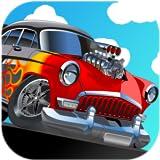 Fast car simulator games free for kids: Cool city road racing