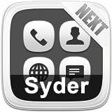 Syder Next Launcher 3D Theme