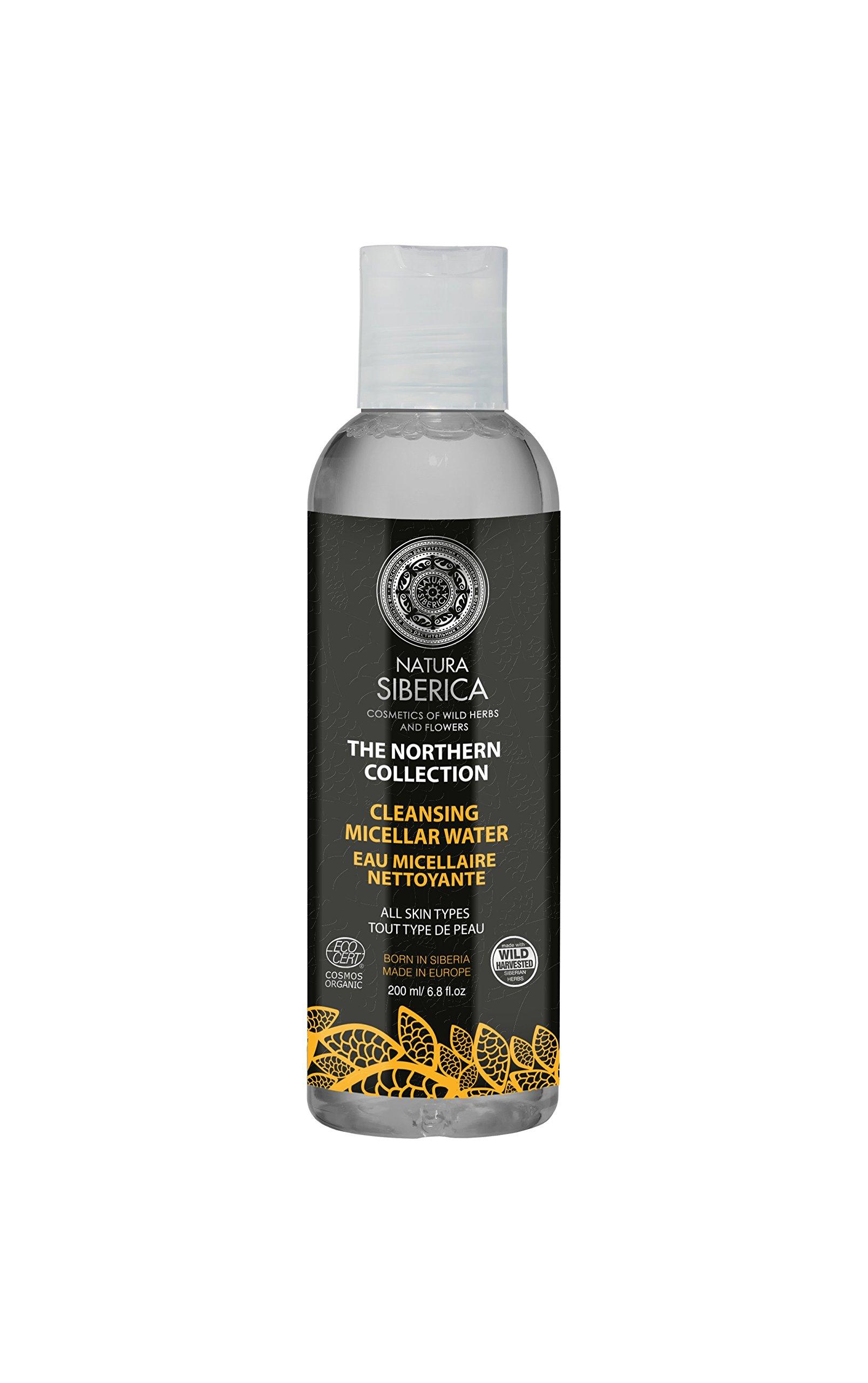 Natura Siberica Agua Micelar Limpiadora – 200 ml