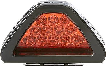 Bull-Leds 2-in-1 LED Brake Strobe Tail Light for Car (Red)