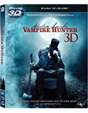 Abraham Lincoln: Vampire Hunter (3D)