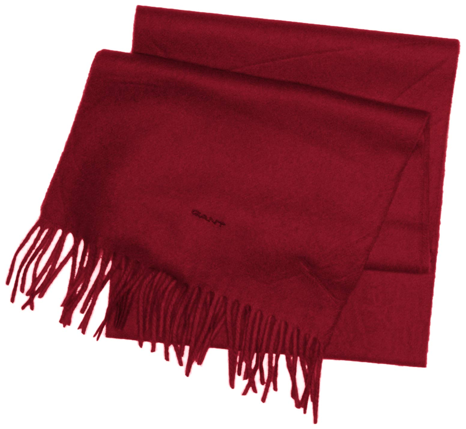 GANT Solid Lambswool Woven Scarf Guantes para Mujer