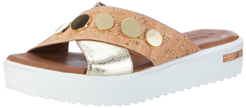 Tamaris 27212, Sandales Bout Ouvert Femme: : Chaussures et Sacs