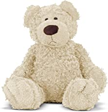 Melissa and Doug Big Roscoe Bear - Vanilla, White