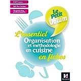 Le Petit Volum' - Organisation et méthodologie en cuisine - Révision et entrainement - PDF
