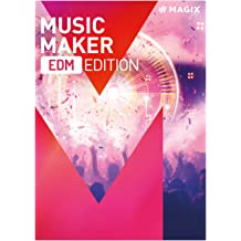 MAGIX Music Maker – EDM Edition – Produce EDM the easy way and mix it with our music software [Download]