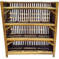 All INDIA HANDICRAFTS Bamboo Rack,Books & Shoes Rack
