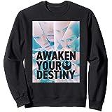 Star Wars Rey Awaken Your Destiny Sweatshirt