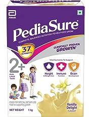 Pediasure Health and Nutrition Drink Powder for Kids Growth - 1kg (Vanilla)