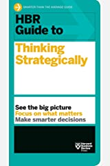 HBR Guide to Thinking Strategically (HBR Guide Series) Paperback