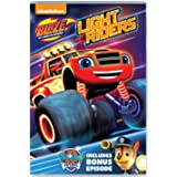 Blaze And The Monster Machines: Light Riders!