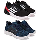 SWIGGY Sports (Walking & Gym Shoes) Running Washable Shoes for Kid Pack of 2 Combo(O)-1648-1650
