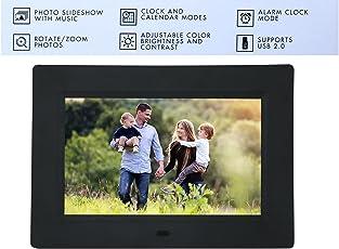 XECH 7-inch Digital Photo Frame