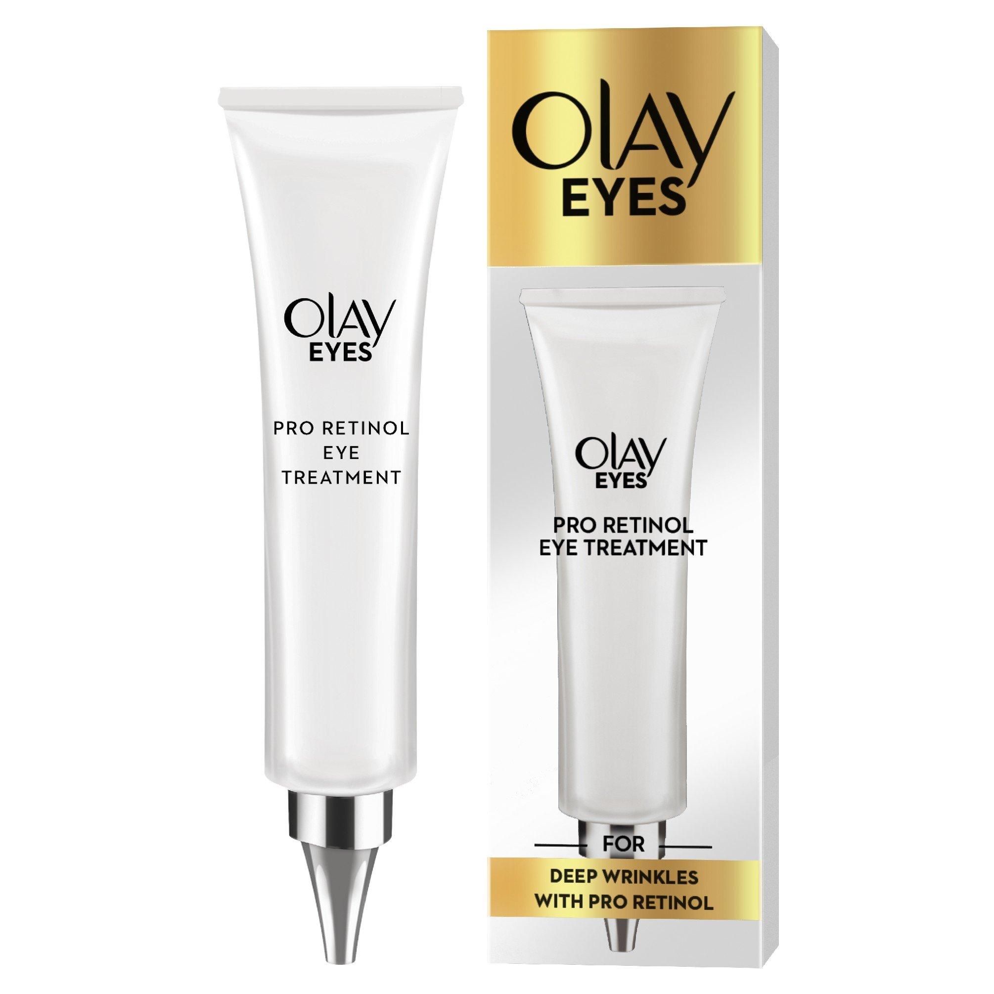 Olay Eyes Contorno Ojos Pro-Retinol Arrugas Marcadas – 15 ml