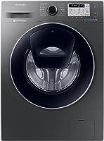 Samsung WW90K5413UX 9kg AddWash/EcoBubble 1400rpm Freestanding Washing Machine - Graphite