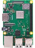 Raspberry 1373331 Pi 3 Modell B+ Mainboard, 1GB