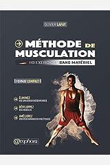 Methode de Musculation - Format compact: 110 exercices sans matériel Copertina flessibile