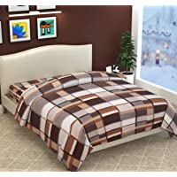 Fabture Razai Cover Double Bed with Zipper (Quilt Cover Double Bed with Zipper) (Double Bed Dohar Blanket)