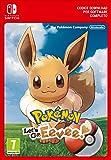 Pokémon: Let's Go, Eevee! | Nintendo Switch - Codice download