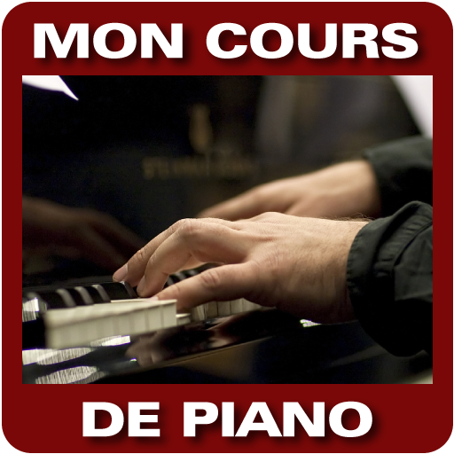 cours de piano debutant appstore pour android. Black Bedroom Furniture Sets. Home Design Ideas