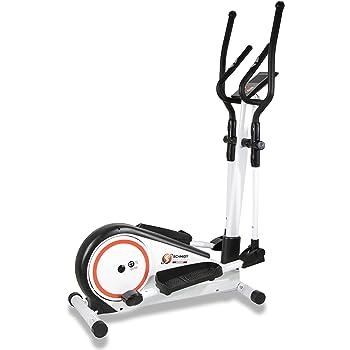 Schmidt CT15 EMS – Bicicleta elíptica Unisex para Adulto, Color Blanco