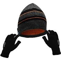 Powcan Cappello Bluetooth con Guanti da Touch Screen Musica Autunno e Inverno Bluetooth Cappello Auricolare Bluetooth…