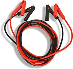 HSM 4m 500AMP Starthilfekabel Starterkabel Überbrückungskabel KFZ PKW Kabel