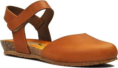 BioNatura Sandalo Pelle Gaucho col.Brandy 68C2081