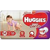 Huggies Wonder Pants, Medium Size Diapers, 54 Count