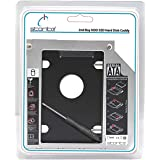 Storite SATA 2nd 2.5-inch Hard Drive Caddy for 12.7mm Universal CD/DVD-ROM