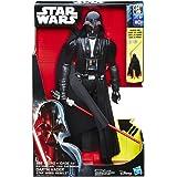 Hasbro Star Wars B7284ES00 Rogue One elektronische 12 Zoll Ultimate Figuren - Elektronisches Duell Darth Vader Star Wars: Rebels, Actionfigur