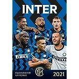 Calendario Inter 2021 cm 29x42 - prodotto ufficiale