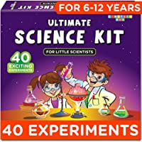 Einstein Box Science Experiment Kit | Chemistry Kit Toys for Boys and Girls Aged 6-12 Years