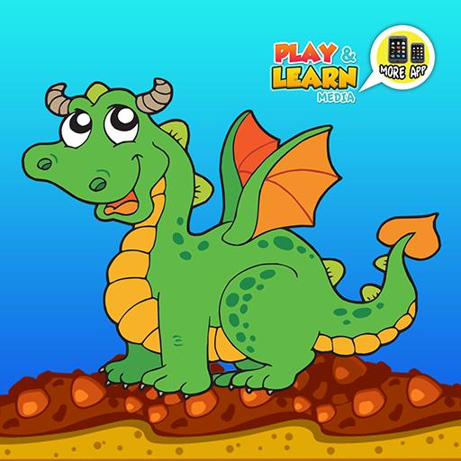 Dragon 2 Speicher Puzzle: Wie Sie Ihre Kinder Gehirn Übung & Entwicklung Spiel trainieren (Drachen Sie Ihre Trainieren)