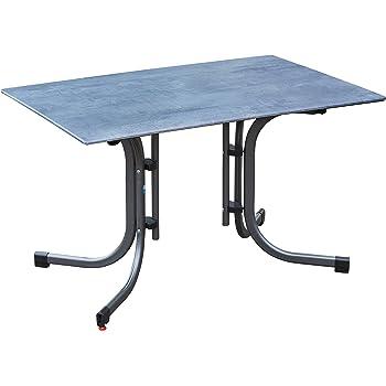 44f2c4c1d3deaf greemotion Table de jardin pliante Laos 120 x 80 cm – Table salon de jardin  4