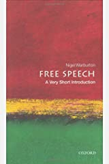 Free Speech: A Very Short Introduction (Very Short Introductions) Paperback
